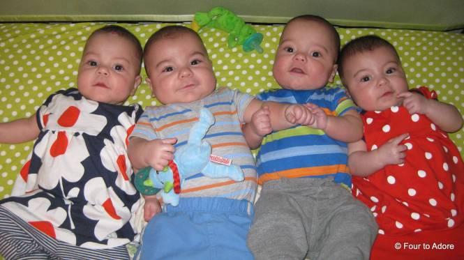 Sydney, Harper, Mason & Rylin