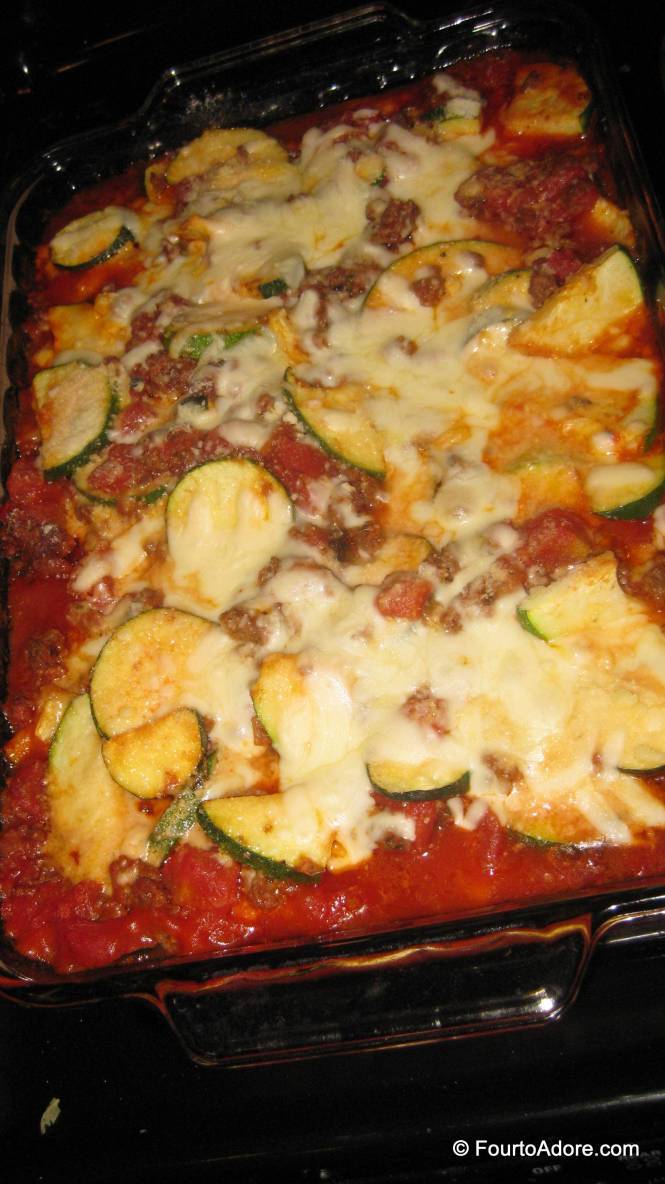 Not only was this recipe delicious, it was relatively quick and simple to prepare.  And, I was able to pulse it in the blender for the babies to eat.