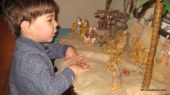 Fontani nativity