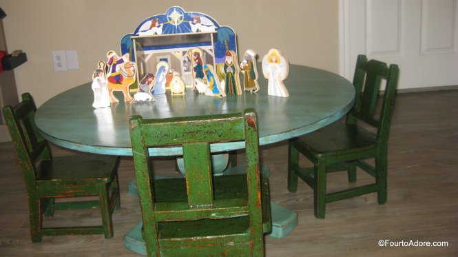 Melissa & Doug toddler nativity