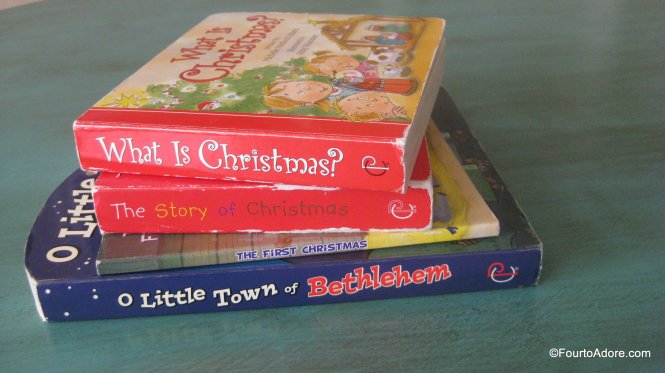 toddler nativity books