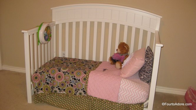toddler bed transtion