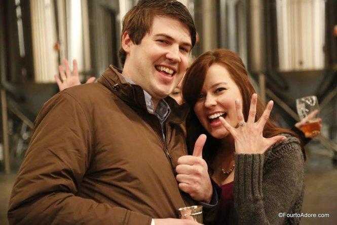 Cici & Matt's engagement
