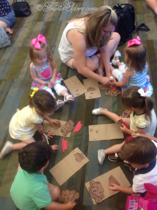 craft at story time