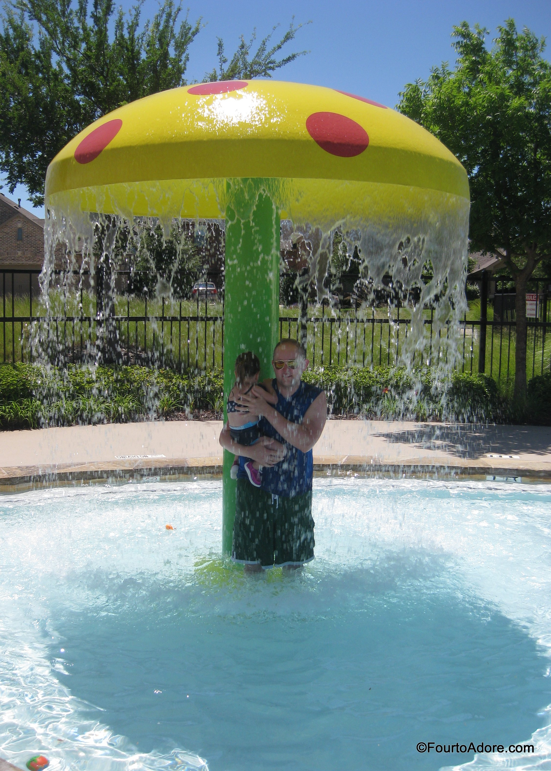 Community pool summer bucket list four to adore - Does fire department fill swimming pools ...