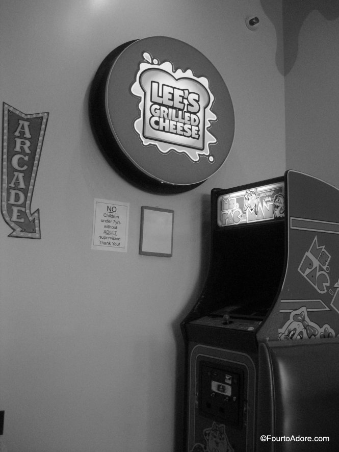 Lee's Grilled Cheese Arcade